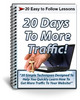 Thumbnail More Traffic In 20 Days Full Package With MRR