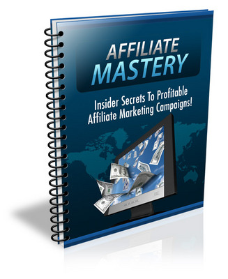 Product picture Affiliate Mastery Full With Resale Right