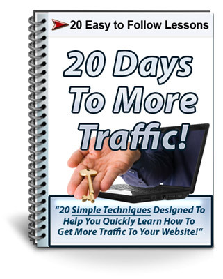 Product picture More Traffic In 20 Days Full Package With MRR