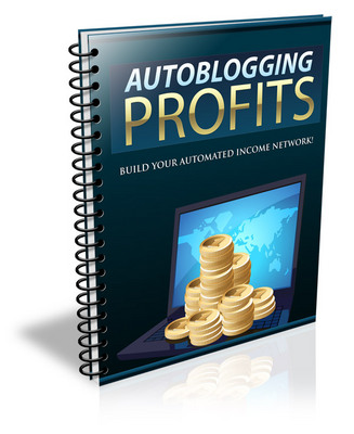 Product picture Autoblogging Profits Full Package With PLR
