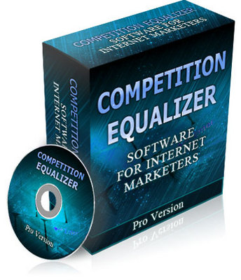 Product picture Competition Equalizer With Resale Right