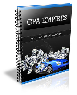 Product picture CPA Empires Full Package With Private License Right