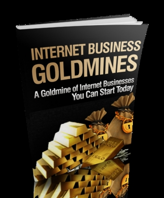 Product picture Internet Business Goldmine Full With Master Resale Right