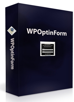 Product picture WPOptinForm Plugin With Master Resale Right