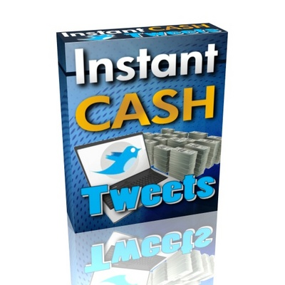 Product picture Instant Cash Tweets With Private Lable Rights