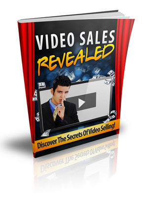 Product picture Video Sales Revealed Full With Master Resale Right