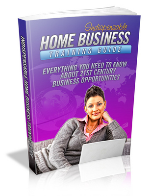 Product picture Home Business Training Guide  Full With Master Resale Right