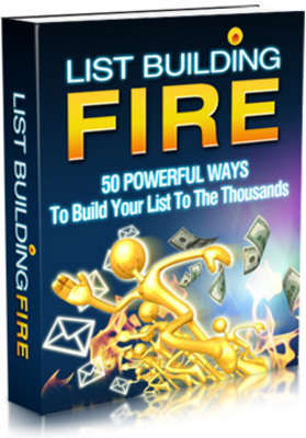 Product picture List Building Fire Full Package With Master Resale Rights