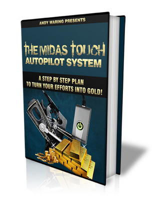 Product picture Midas Touch Autopilot System With Master Resale Rights