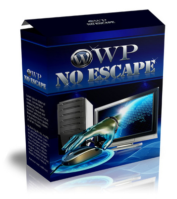 Product picture WP No Escape Full With Master Resale Right