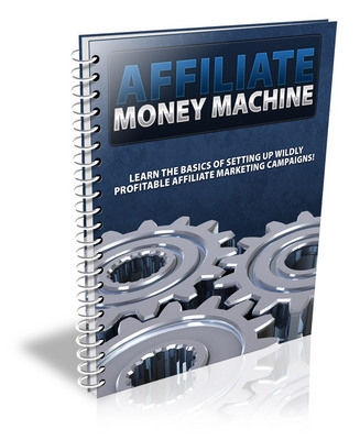 Product picture Affiliate Money Machine With Private Label Rights