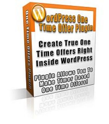 Product picture One Time Offer WP Plugin With Master Resell Rights