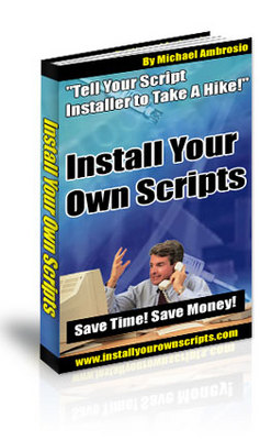 Product picture Install Your Own Script With Private Label Rights