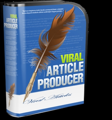 Product picture Viral Article Producer With Resale Rights