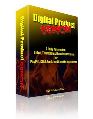 Product picture Digital Product Demon With Private Label Rights