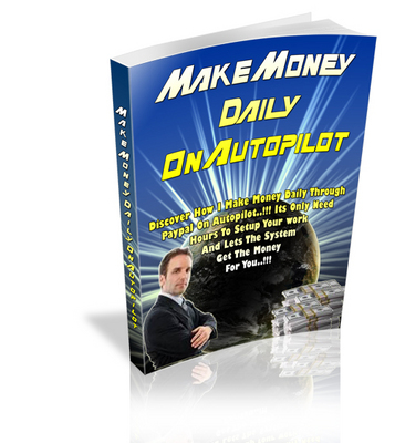 Product picture Make Money Daily Autopilot With Master Resale Rights